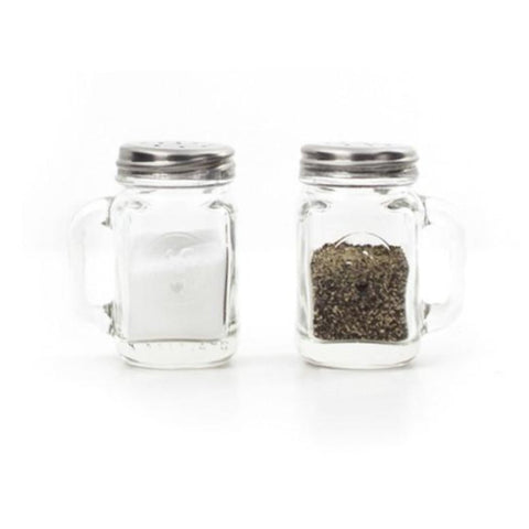Mason Jar Salt & Pepper Shakers - MeMe Antenna