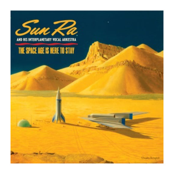 Sun Ra - The Space Age Is Here To Stay 2 LP - MeMe Antenna