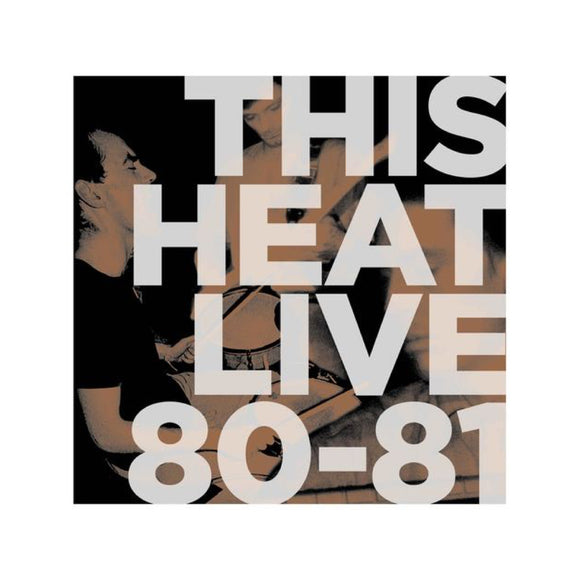 This Heat - Live 80 - 81 LP - MeMe Antenna