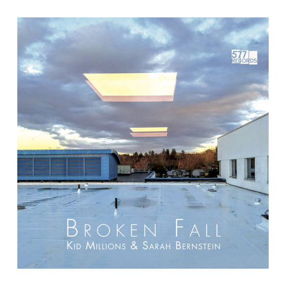 Kid Millions & Sarah Bernstein - Broken Fall LP - MeMe Antenna