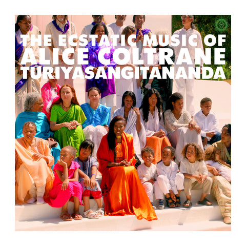 Coltrane, Alice - World Spirituality Classics 1: The Ecstatic Music of Turiya Al 2 LP - MeMe Antenna
