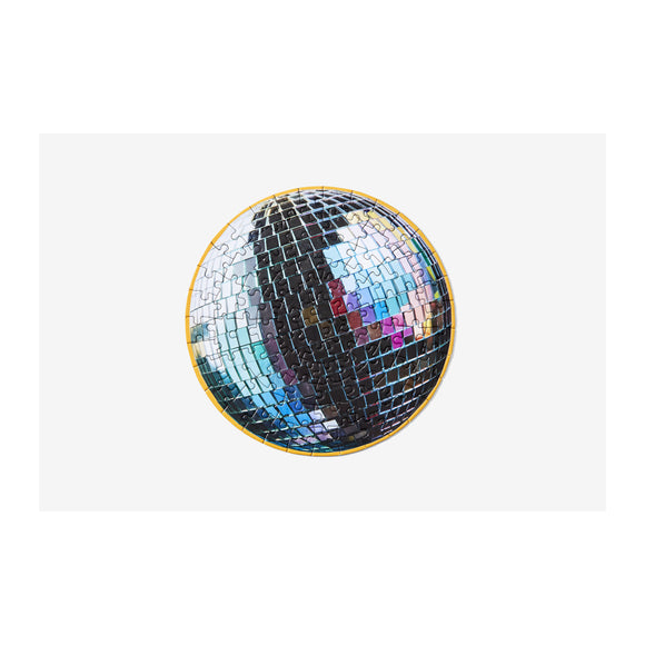 little puzzle thing - Disco Ball - MeMe Antenna