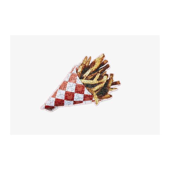 little puzzle thing - French Fries - MeMe Antenna