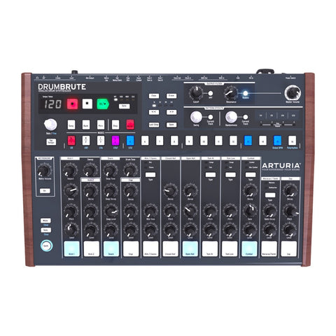 Arturia DrumBrute - Analog Drum Machine-MeMe Antenna