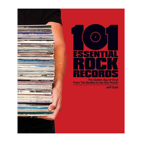Book : Gingko Press - 101 Essential Rock Records - MeMe Antenna