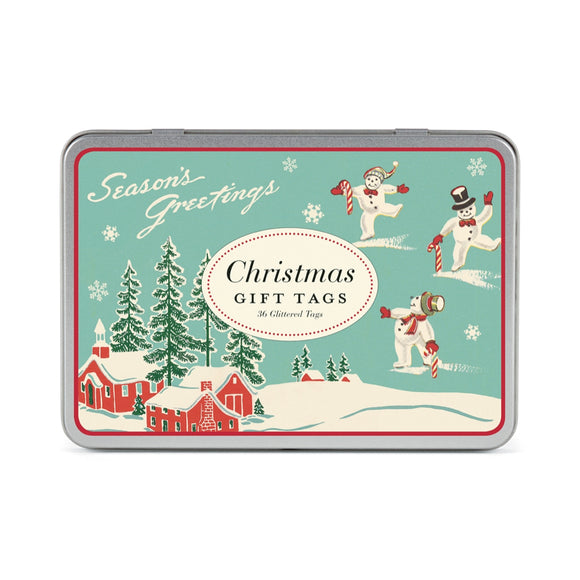 Gift Tags - Winter Wonderland - MeMe Antenna