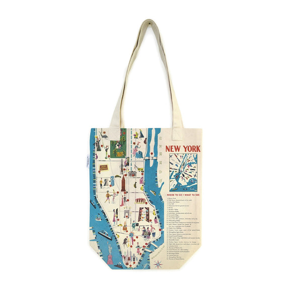 Tote - Cavallini - New York City - MeMe Antenna