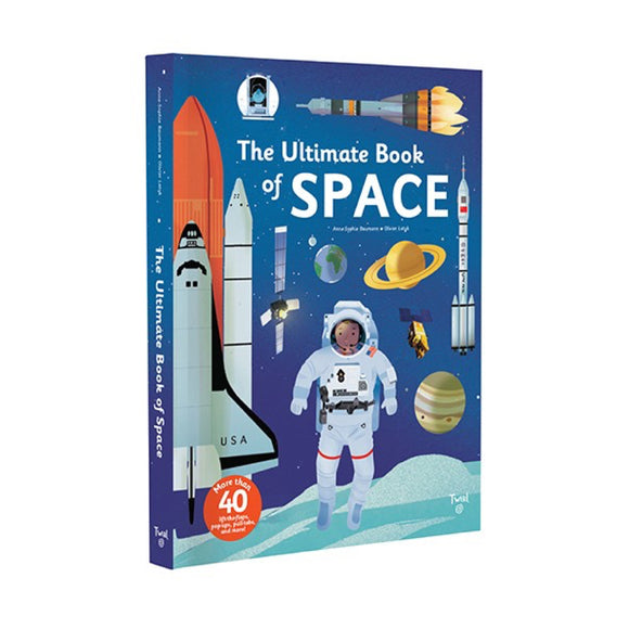 The Ultimate Book of Space - MeMe Antenna