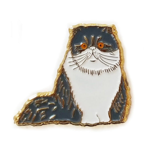 Enamel Pin - Cat - MeMe Antenna