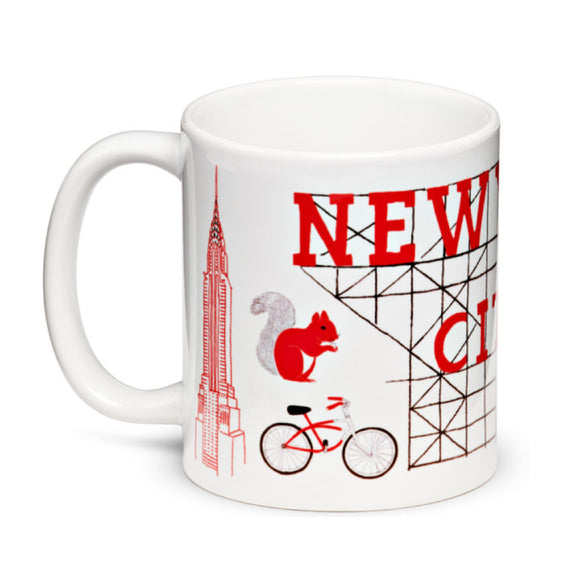 Mug - New York 11oz - MeMe Antenna