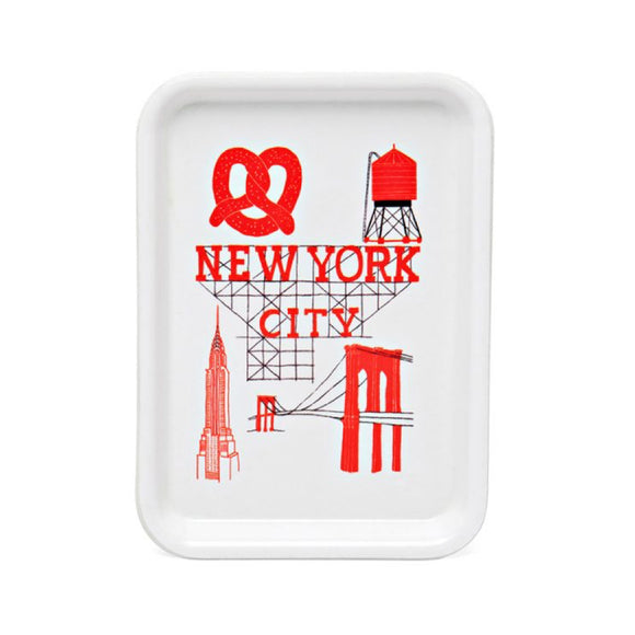 New York Trinket Tray - MeMe Antenna