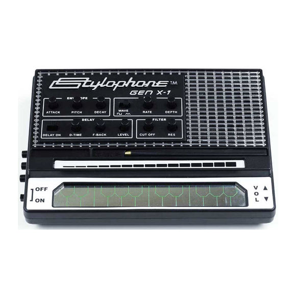 Dubreq Stylophone GEN X-1 Synthesizer - MeMe Antenna