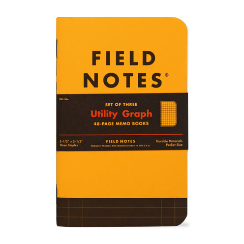 FIELD NOTES - Utility Graphy - MeMe Antenna