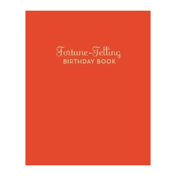 Fortune-Telling Birthday Book - MeMe Antenna