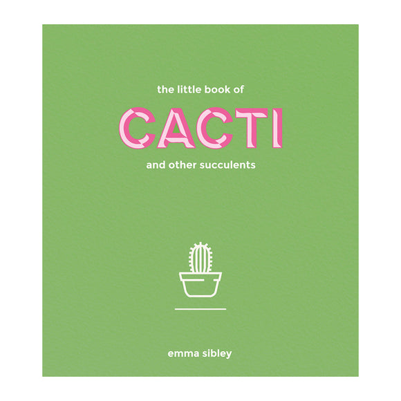 Little Book of Cacti Other Succulents - MeMe Antenna