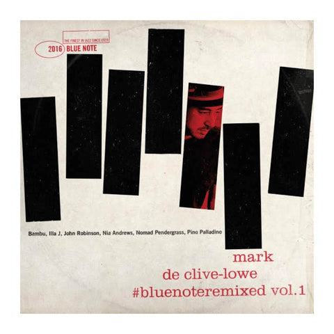 Mark de Clive-Lowe - Blue Note Remixed Vol. 1 (LP) - MeMe Antenna