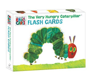 The World of Eric Carle™ The Very Hungry Caterpillar™ Flash Cards - MeMe Antenna