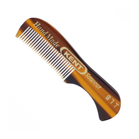 Comb - KENT 73mm mustache and beard comb - MeMe Antenna
