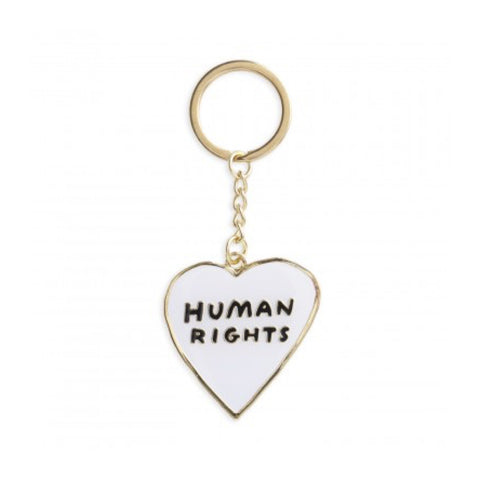 Key Chain - Human Right - MeMe Antenna
