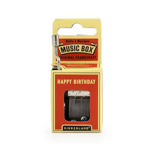 Music Box - Happy Birthday - MeMe Antenna