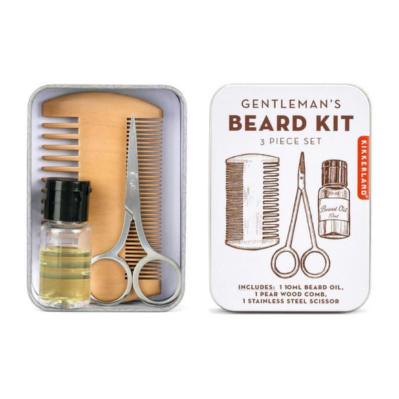 Gentleman's Beard Tin - MeMe Antenna