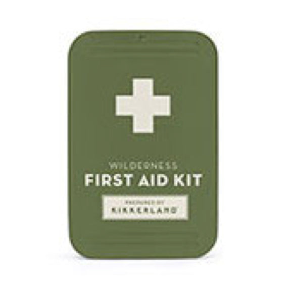 Wilderness First Aid Kit - MeMe Antenna