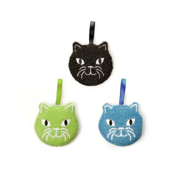 Cat Sponges Set of 3 - MeMe Antenna