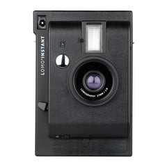 Lomography - Lomo'Instant Camera (Black Edition) - MeMe Antenna