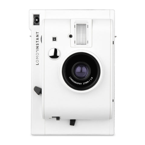 Lomography - Lomo'Instant Camera (White Edition) - MeMe Antenna