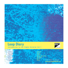 PACT002 - Loop Diary: Introduction to the Simple Universe Vol.1 (Cassette) - MeMe Antenna