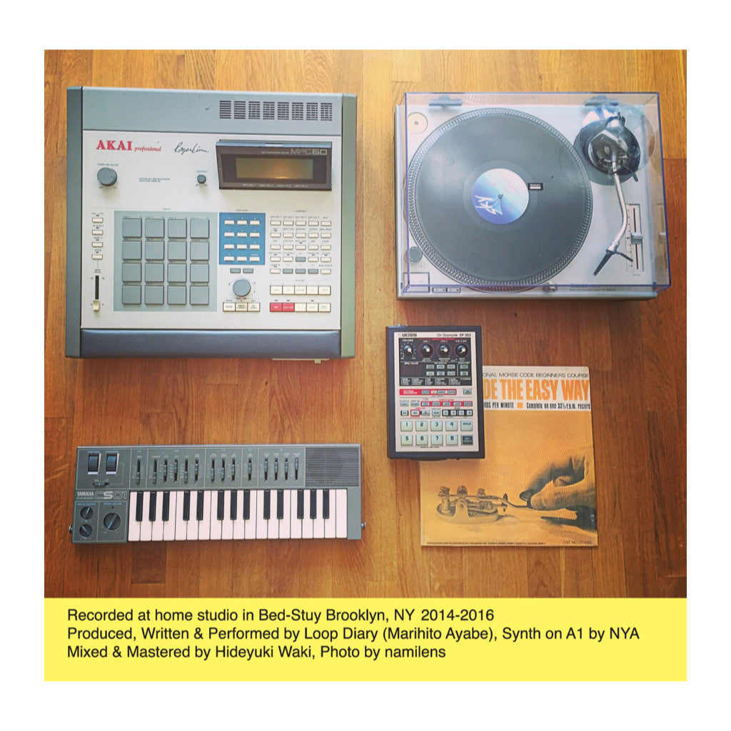 Cassette PACT-002 - Loop Diary: Introduction to the Simple Universe Vol 1
