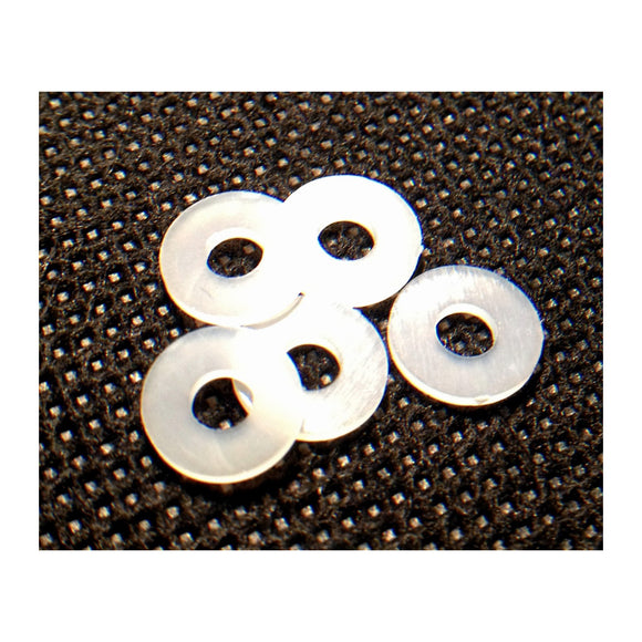 Nylon Washer M3 Screw Size Off-White (set of 50) - MeMe Antenna