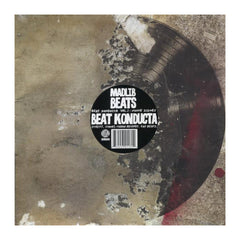 Madlib - Beat Konducta Vol. 1: Movie Scenes LP - MeMe Antenna