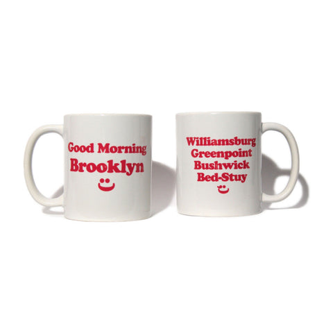 Good Morning Brooklyn Mug