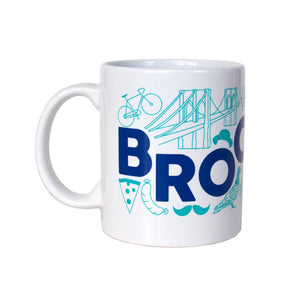 Mug - Brooklyn - MeMe Antenna
