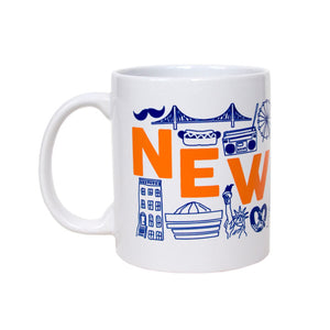 Mug - New York - MeMe Antenna
