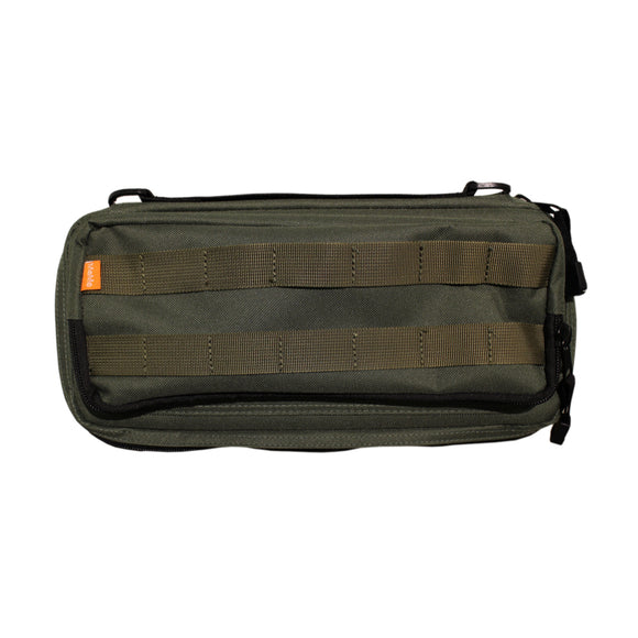 MMGB004OL: Soft Carrying Case for OP-1 Olive Green - MeMe Antenna