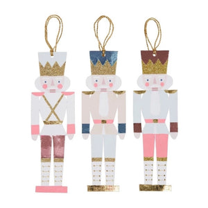 Gift Tags - Nutcracker Gift Tags - MeMe Antenna