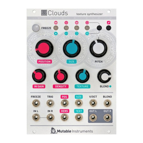 Mutable Instruments Clouds - MeMe Antenna
