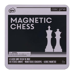 Magnetic Travel Chess - MeMe Antenna