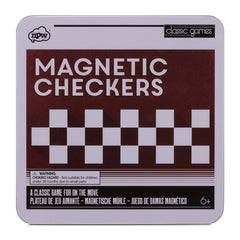 Magnetic Travel Checkers - MeMe Antenna