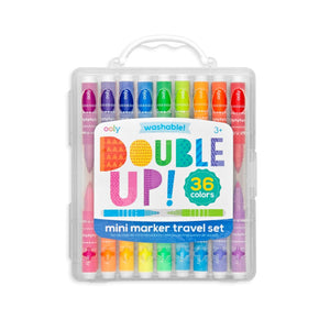 Double Up! 2-in-1 Mini Markers - Set of 36 - MeMe Antenna
