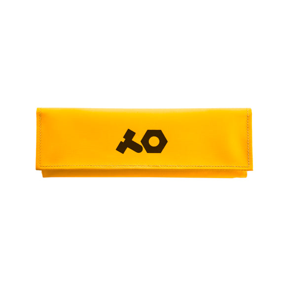 Teenage Engineering OP-Z PVC Roll up bag - Yellow - MeMe Antenna