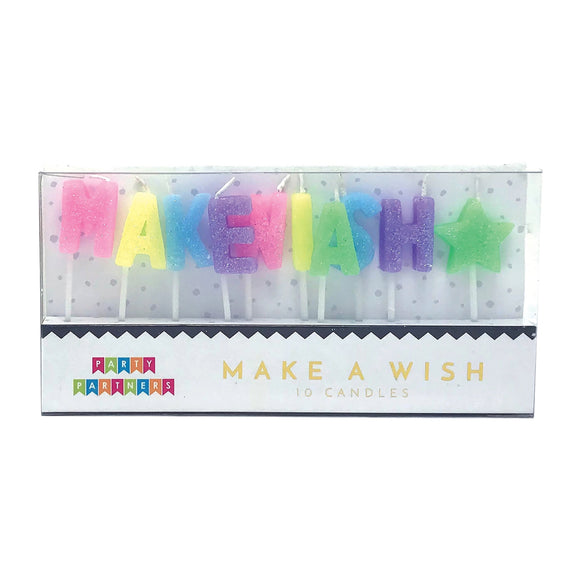 Candle Set - Make a wish - MeMe Antenna