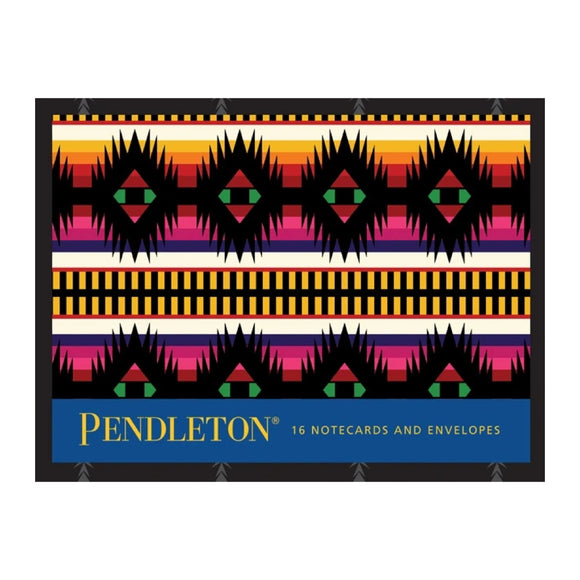 Pendleton Notecards 16 Notecards and Envelopes - MeMe Antenna