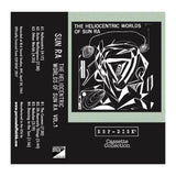 Cassette Collection ESP-Disk' - Sun Ra : The Heliocentric Worlds of Sun Ra Vol.1 - Limited Edition - MeMe Antenna