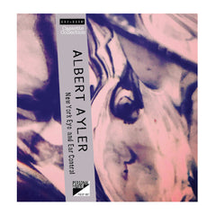"Cassette Collection ESP-DISK' - Albert Ayler ""New York Eye and Ear Control"" Limited Edition - MeMe Antenna"