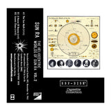 Cassette Collection ESP-Disk' - Sun Ra : The Heliocentric Worlds of Sun Ra Vol.2 Limited Edition - MeMe Antenna