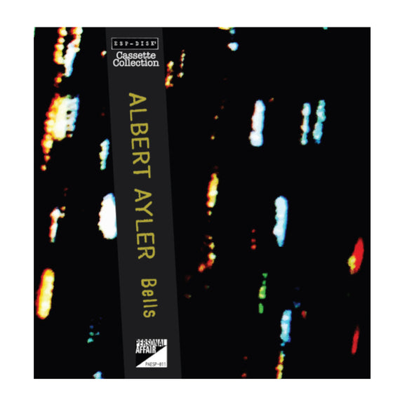 Cassette Collection ESP-Disk' - Albert Ayler: Bells Limited Edition - MeMe Antenna
