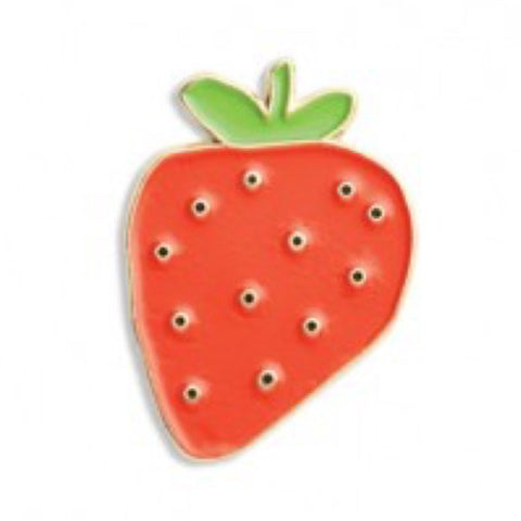Enamel Pin : The Found - Strawberry - MeMe Antenna